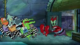 The Krusty Slammer 174