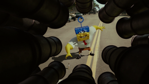 The SpongeBob Movie Sponge Out of Water 741