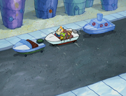 Mrs. Puff, You're Fired 188