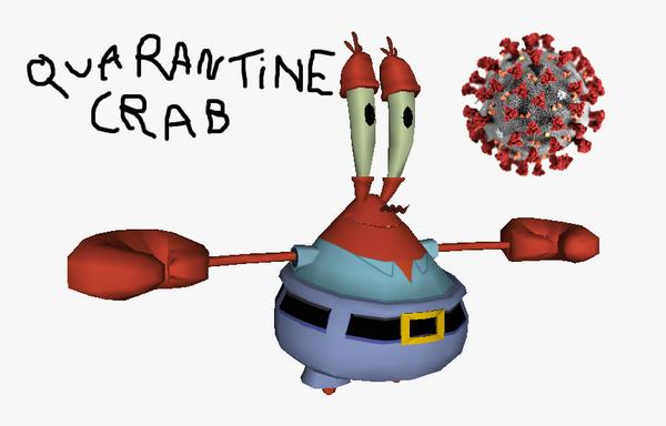 Quarantine Crab