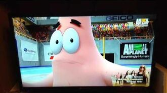 """The SpongeBob Movie Sponge Out of Water - Animal Planet """"Puppy Bowl"""" (2015)"""