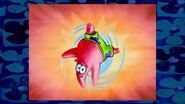 The Spongebob Squarepants Movie Video Game (Patrick Cartwheel upgrade 1)