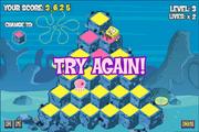 Pyramid Peril - Try again!