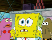 Sandy, SpongeBob, and the Worm 021