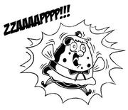 SpongeBob-Mrs-Puff-zap-artwork