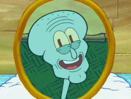 The Two Faces of Squidward 075