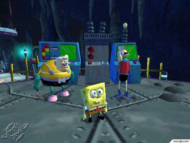 spongebob squarepants games that are free
