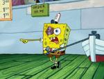 Blackened Sponge 127
