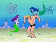 Mermaid Man Begins 094