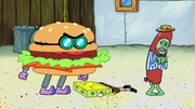 SpongeBob You're Fired 368