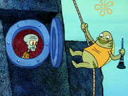 The Two Faces of Squidward 14