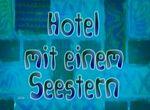 160a. Hotel mit einem Seestern