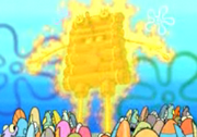 Burn Spongebob?