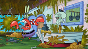 Mermaid Pants 090