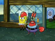 Mr. Krabs in Stuck in the Wringer-17