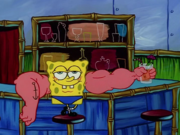MuscleBob BuffPants 104