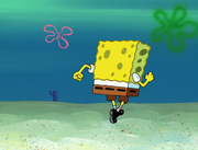 The Sponge Who Could Fly 283