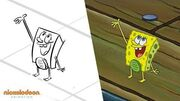 """The Incredible Shrinking Sponge"" Animatic SpongeBob SquarePants Nick Animation"