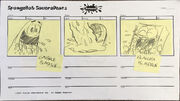 Rock-a-Bye Bivalve Deleted Scene Storyboard 2