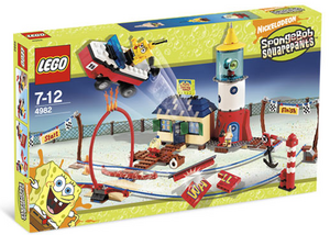 4982 Mrs. Puff's Boating School