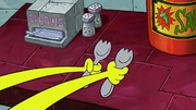 Krabby Patty Creature Feature 160