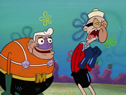 Mermaid Man and Barnacle Boy 134