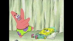 "Patrick Star's ""Get Up Be Active"""