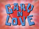 Gary in Love title card