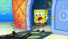 SpongeBob truth or square error