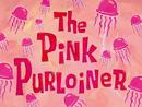 The Pink Purloiner title card