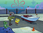 Mrs. Puff, You're Fired 095