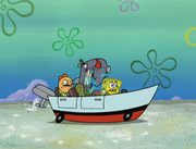 Mrs. Puff, You're Fired 147