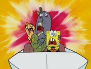 Mrs. Puff, You're Fired 153