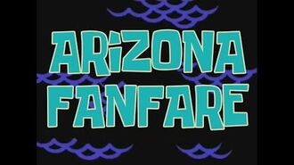 SpongeBob Music Arizona Fanfare