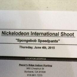Spongebob Speedpants