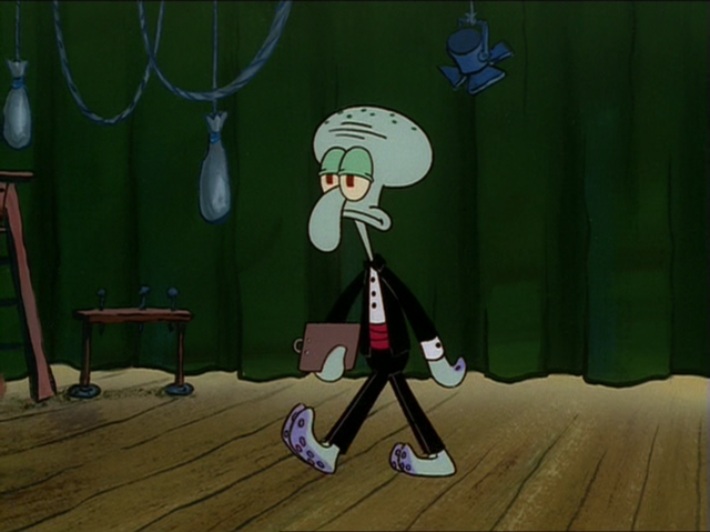 File:Squidward in Fancy Clothes2.png