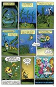 The Coming of the Golden Kelp! Comic 2