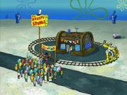The Krusty Sponge 105