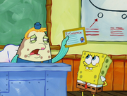Mrs. Puff, You're Fired 197
