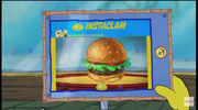 SpongeBob Checks His Instaclam 06