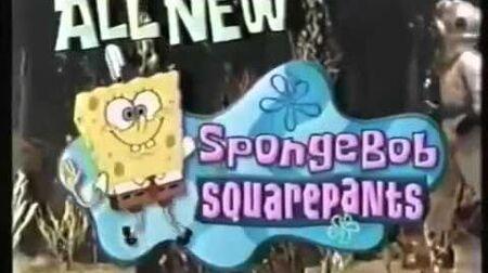 "SpongeBob SquarePants - ""Plankton!"" Premiere Promo (July 31, 1999)"