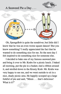 SpongeBob SquarePants - Mrs. Puff and Mr. Krabs in Good Ideas and Other Disasters