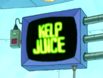 SpongeBob SquarePants Karen the Computer Kelp Juice