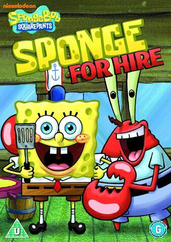 File:Sponge for Hire New DVD.jpg