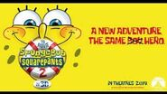 The SpongeBob SquarePants Movie 2 - Trailer - 2014 (HD)