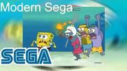 Video Game Companies Portrayed By Spongebob