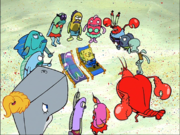 Larry in Bubble Buddy-19