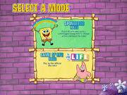 Tex menu selectmode