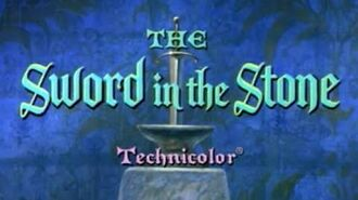 The Sword in the Stone - Disneycember