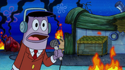 Krabby Patty Creature Feature 123